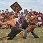 Peresean di Lombok