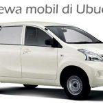 Sewa mobil di Ubud