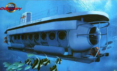 Harga terbaru Odyssey Submarine Bali