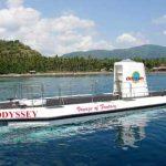 Kapal selam wisata Odyssey Submarine