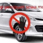 Kasus penipuan sewa mobil