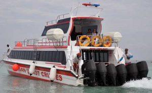 Rocky Fast Cruise - 100 penumpang