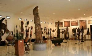 Ruangan di Museum Pasifika