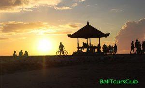Sunrise Tour di Bali - pantai Sanur