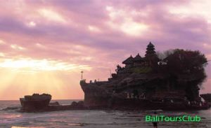 Sunset tour di Bali - Tanah Lot
