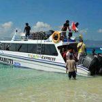 Fast Boat dari Amed ke Gili Trawangan