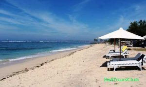 Objek wisata pantai Serangan