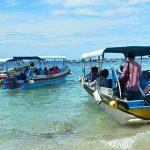 Pulau Penyu – Glass Bottom Boat Tanjung Benoa