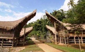 Taman Nusa Bali di Gianyar