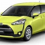 Tampilan All New Toyota Sienta