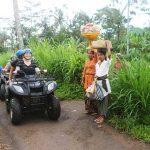 ATV Ride di Taro Bali