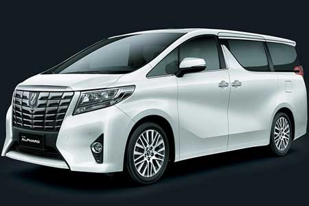 All New Alphard 2016