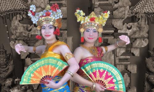 Foto adat pakaian adat Bali