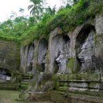 Objek wisata Gunung Kawi Bali