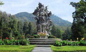 Objek wisata Kebun Raya Bedugul