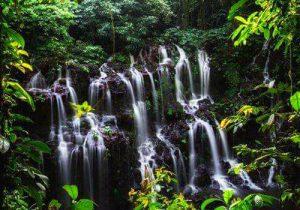 Objek wisata terbaru di Bali _ Air Terjun Banyu Amerta