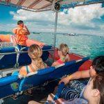 3 Island Ocean Rafting Cruise