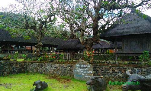 Desa Tenganan di Karangasem Bali
