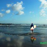 Jarak tempuh dari Kuta ke tempat wisata di Bali