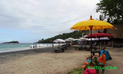 Objek wisata Virgin Beach - pantai Perasi