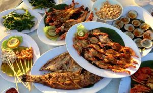 Paket Dinner di Jimbaran