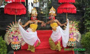 Tari Bali - tradisional