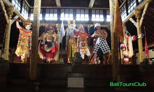 Tempat Wisata Denpasar - Museum Bali