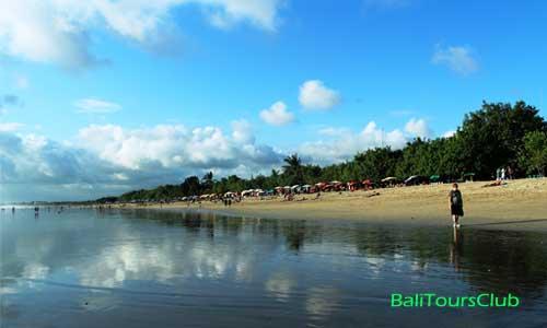 Tempat Wisata Bali Selatan - pantai Kuta