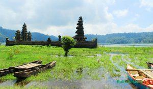 Objek wisata danau Tamblingan Bali