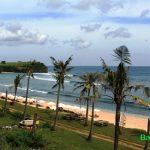 Objek wisata Pantai Balangan Badung