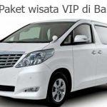 Paket wisata VIP di Bali