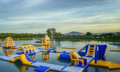 Tempat rekreasi Bali Wake Park