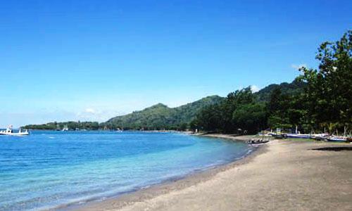 Objek wisata pantai Pemuteran Bali