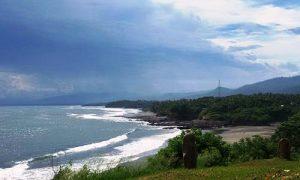 Objek wisata pantai Soka