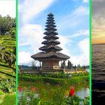 Objek wisata searah di Bali