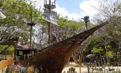 The Pirates Bay Bali di Nusa Dua