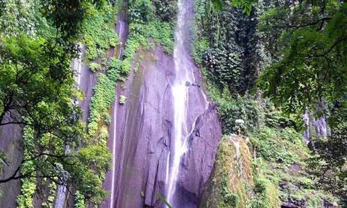 Air terjun Lembah Jian - Santhipala