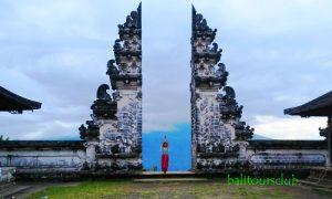 Objek wisata Pura di Bali - Pura Penataran Agung Lempuyang