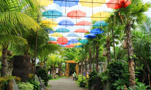 Objek wisata dan tempat rekreasi di Denpasar
