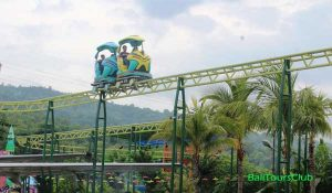 Star tour - Krisna Funtastic Land