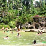 Pemandian air panas Bali