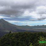 Nama Gunung di Bali