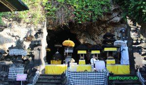 Sejarah Pura Goa Lawah
