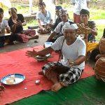 Tari Genjek di Bali