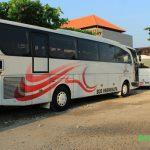 Foto bus Pariwisata Bali