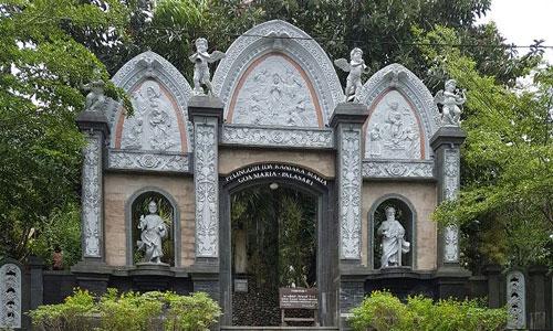Goa Maria Palasari di Bali