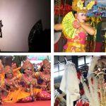 Kesenian rakyat tradisional di Bali
