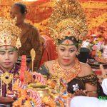 Pernikahan adat di Bali