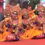 Tari Janger di Bali
