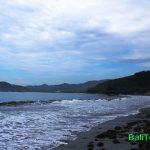 Objek wisata Pantai Balina di Karangasem
